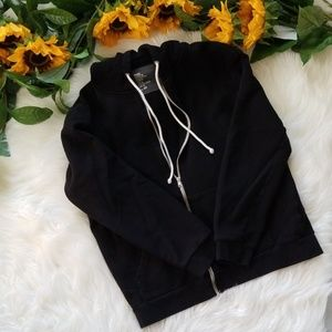 Basic By H&M Zip-up Hoodie